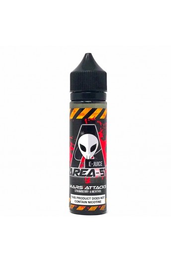 Area-51 - Mars Attacks 50ml (Shortfill)
