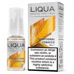 Liqua -Traditional Tobacco Liquid