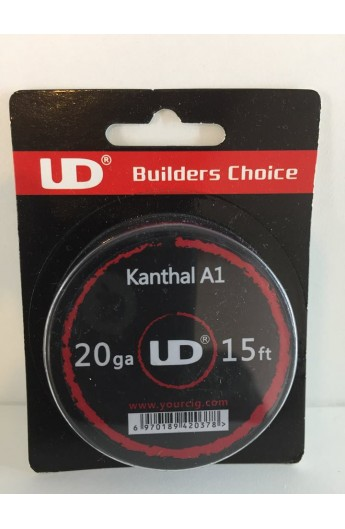 UD - Kanthal A1 - 20ga/15ft wire