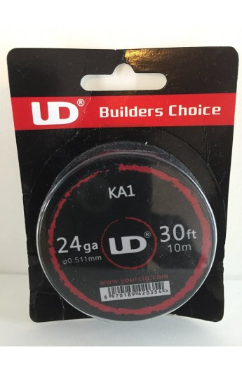 UD - Kanthal A1 - 24ga/30ft wire
