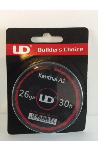 UD - Kanthal A1 - 26ga/30ft wire