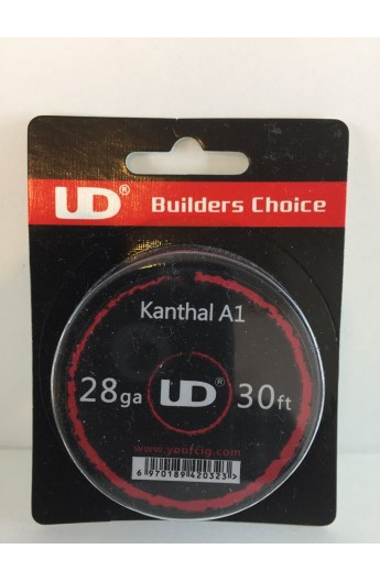 UD - Kanthal A1 - 28ga/30ft wire