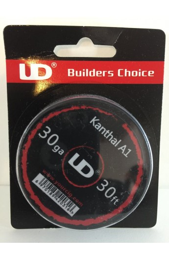 UD - Kanthal A1 - 30ga/30ft wire
