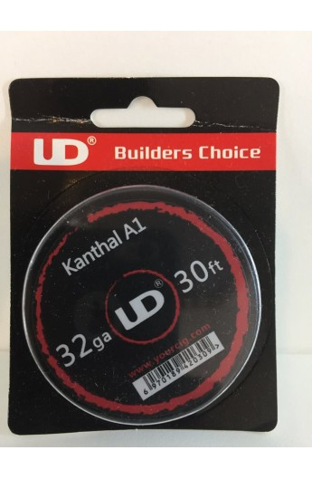 UD - Kanthal A1 - 32ga/30ft wire