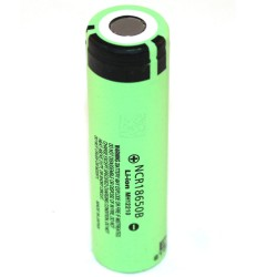 Panasonic Battery 18650  NCR18650B (3400mAh)