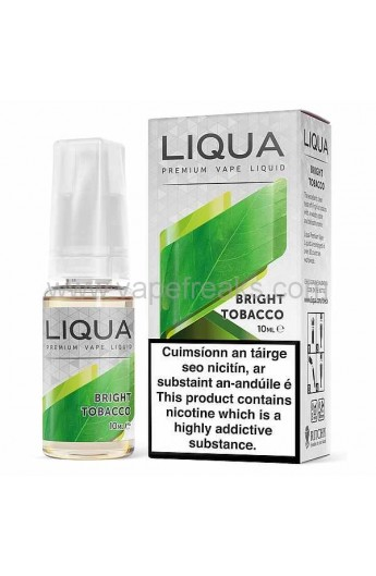 Liqua -Bright Tobacco Liquid